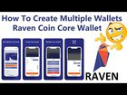 How To Create Multiple Wallets in Ravencoin Core   Ravencoin Wallets