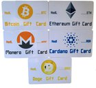 I added some more gift card options to the mix to give out to people. For those that were asking I did get my Etsy up! Now to spread crypto to the world!