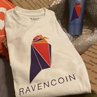Super stoked with my Ravencoin Merch from r/Kaffiend_0311. I can't speak highly enough about the impeccable customer service. Support r/Kaffiend_0311 and sport the merch! Wearing crypto merch can be the catalyst to educate people about cryptocurrency AND Ravencoin, etc.