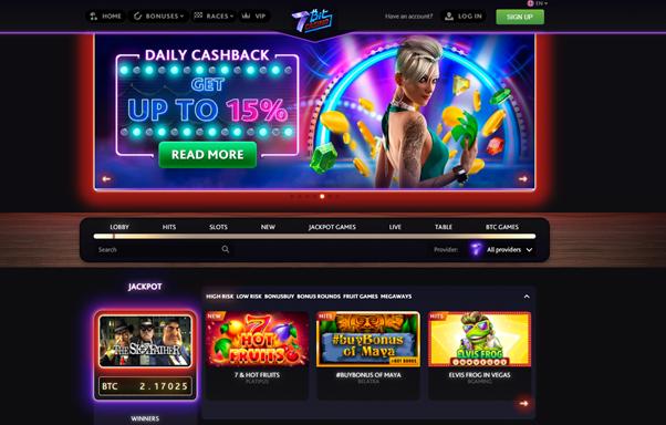 bitcoin casino gambling