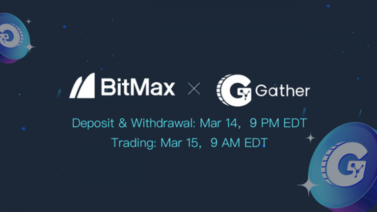 Gather to List GTH Token With BitMax