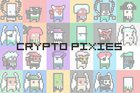 Announcing Crypto Pixies 🎉, the coolest generated NFT GIFs on the Ethereum blockchain!