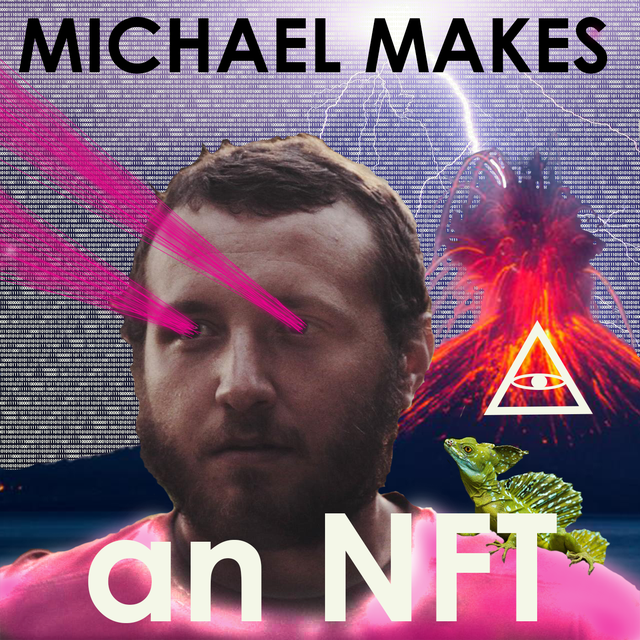 Hi, I've got an NFT podcast and I'm looking for people to interview about ethereum.