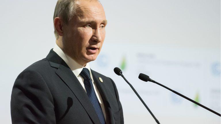 Russian President Vladimir Putin Asks Attorney General Office to Combat Illegal Cross-Border Crypto Transfers