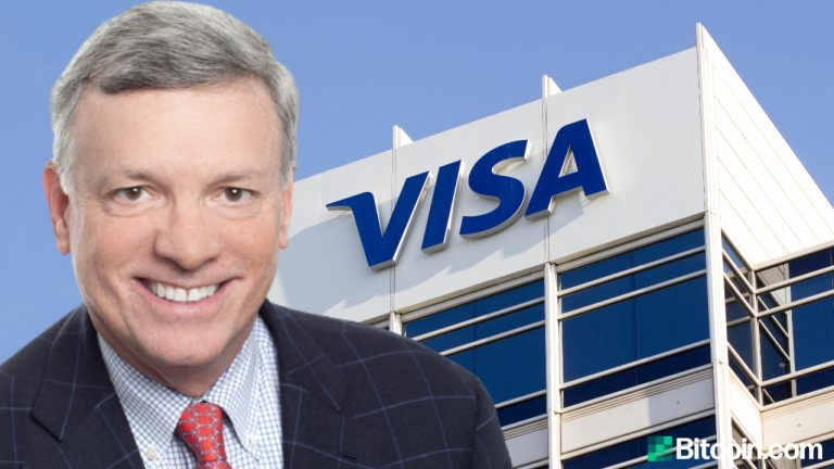 Visa Anticipates Cryptocurrency Becoming 'Extreme Mainstream' — Reveals Plans for Bitcoin