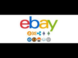 Ebay May Soon Add Cryptocurrency Payments!