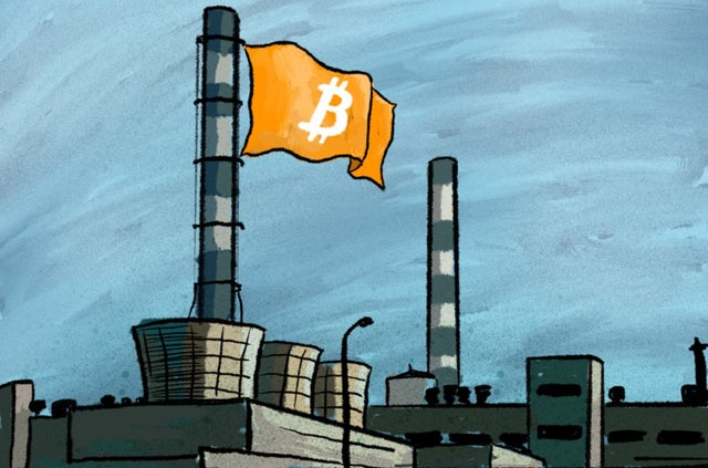 Banks consumed 520% more energy, released almost 6 times more CO2 than Bitcoin.